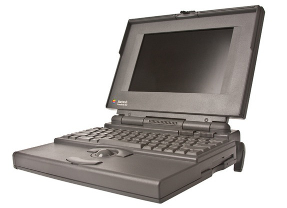 Macintosh Powerbook 165c