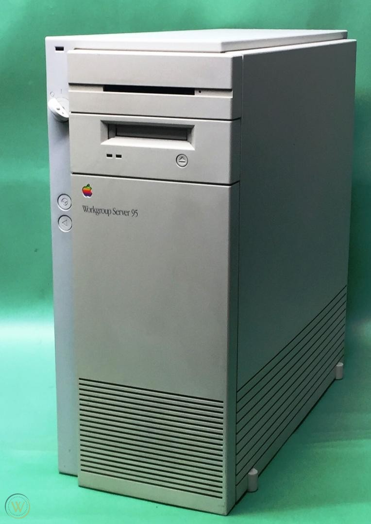 Workgroup Server 95