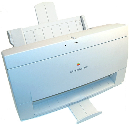 Color StyleWriter 2400
